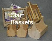 Clam Basket
